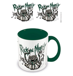 Rick et Morty mug Coloured Inner Monster Troubles