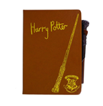 Harry Potter cahier A5 avec stylo Harry Potter