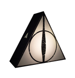 Harry Potter lampe Deathly Hallows 20 cm