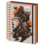 Cahier Call Of Duty  324368