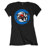 T-shirt The Jam  pour femme - Design: Spray Target Logo