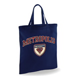 Sac Superman - Design: Metropolis University