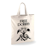 Sac Harry Potter - Design: Free Dobby Tote Bag