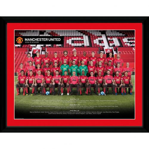 Cadre Manchester United FC 324583