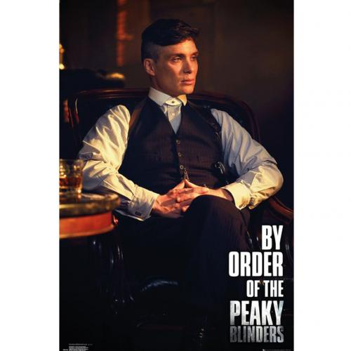 Poster Peaky Blinders - By Order Of The 182