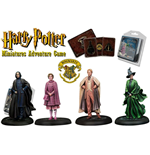 Harry Potter pack 5 figurines 35 mm Hogwarts Professors *ANGLAIS*