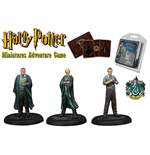 Harry Potter pack 3 figurines 35 mm Slytherin Students *ANGLAIS*