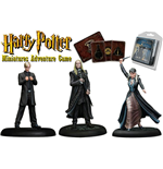 Harry Potter pack 3 figurines 35 mm Malfoy Family *ANGLAIS*