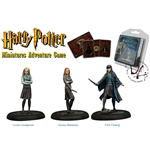 Harry Potter pack 3 figurines 35 mm Dumbledore's Army *ANGLAIS*