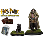 Harry Potter pack 2 figurines 35 mm Rubeus Hagrid *ANGLAIS*