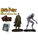 Harry Potter pack 2 figurines 35 mm Remus Lupin *ANGLAIS*