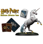 Harry Potter figurine 35 mm Adventure Pack Unicorn *ANGLAIS*