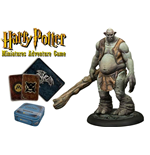 Harry Potter figurine 35 mm Adventure Pack Troll *ANGLAIS*