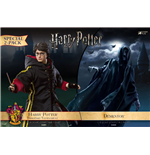 Harry Potter pack 2 figurines 1/8 Dementor & Harry Potter 16-23 cm