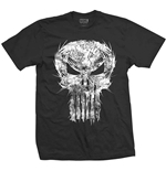 T-shirt The punisher 324863