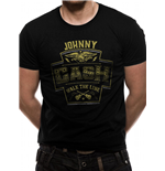 T-shirt Johnny Cash 324935