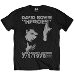 T-shirt David Bowie  324958