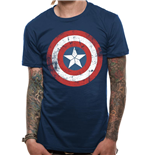 T-shirt Captain América  324969