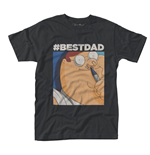 T-shirt Les Griffin: Hashtag Best Dad (Unisexe)
