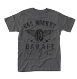 T-shirt Gas Monkey Garage: Tyres Parts Service (Unisexe)