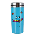 Rick & Morty mug de voyage Mr Meeseeks