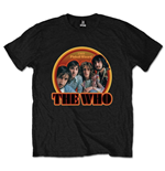 T-shirt The Who  pour homme - Design: 1969 Pinball Wizard
