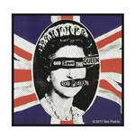 Patch Sex Pistols - Design: God Save The Queen