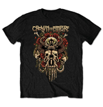 T-shirt Crown the Empire pour homme - Design: Sacrifice