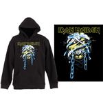 Pull-over Iron Maiden unisexe - Design: Powerslave