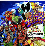Vinyle Wu-Tang Clan - The Saga Continues (2 Lp)
