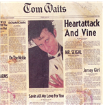 Vinyle Tom Waits - Heartattack & Vine