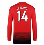 T-shirt Manches Longues Manchester United FC Home 2018-2019