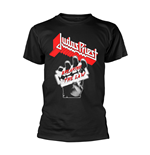T-shirt Judas Priest BREAKING THE LAW