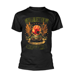 T-shirt Five Finger Death Punch LOCKED & LOADED