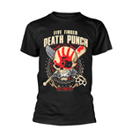 T-shirt Five Finger Death Punch ZOMBIE KILL