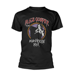 T-shirt Alice Cooper MAD HOUSE ROCK