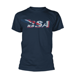 T-shirt Bsa BSA FLAG MASK