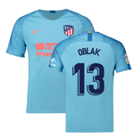Maillot de football Atletico Madrid Away 2018-2019