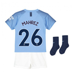 Tenue de football Manchester City FC Home 2018-2019