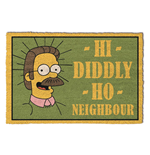 Paillasson Les Simpson - Hi Diddly Ho Neighbour
