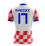 Maillot Croatie Football Home 2018-2019