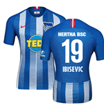 Maillot de football Herta Berlin Home 2018-2019