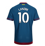 Maillot de football West Ham United Away 2018-2019