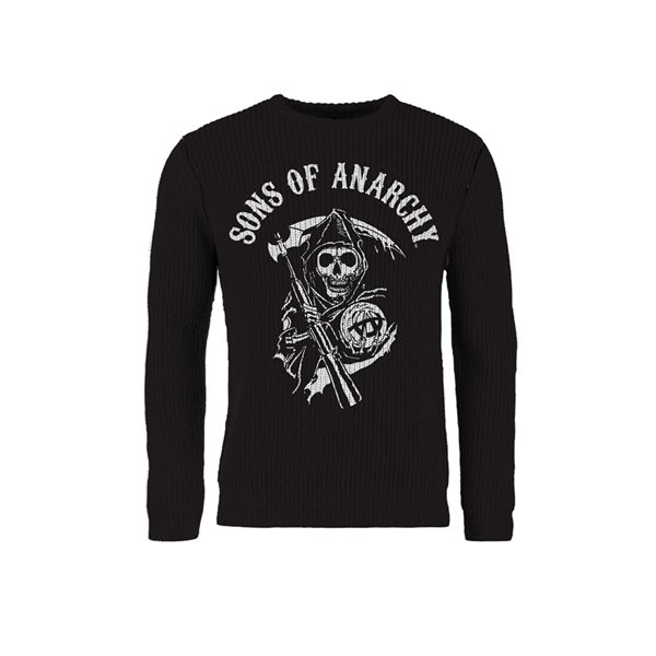 Sweat-shirt Sons Of Anarchy SKULL REAPER