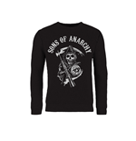Sweat-shirt Sons Of Anarchy - Skull Reaper