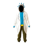 Combinaison Pyjama Rick And Morty - RICK (Adulte)