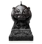 Bougie Motorhead WARPIG - BLACK METALLIC