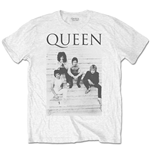 T-shirt Queen pour homme - Design: Stairs