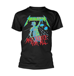 T-shirt Metallica AND JUSTICE FOR ALL