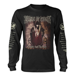 T-shirt Manches Longues Cradle Of Filth Long Sleeves - Cruelty And The Beast